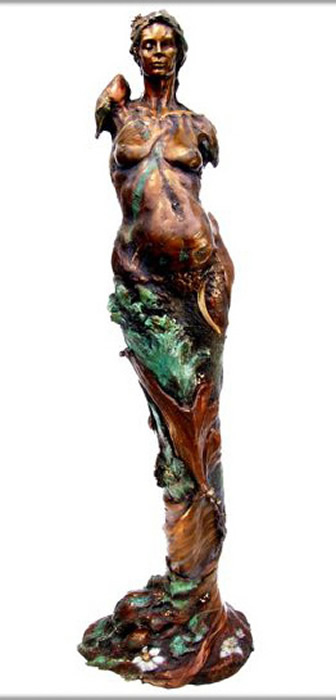 Nano Lopez Nano Lopez Bronze Sculpture Fertility