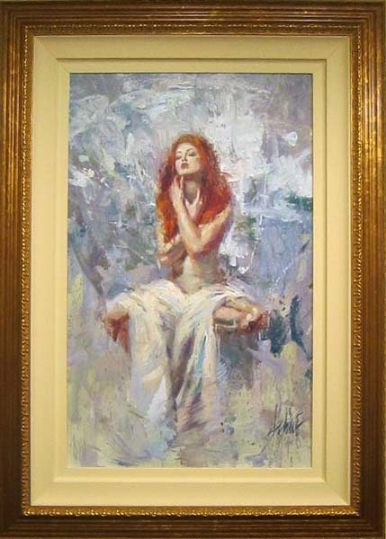 Henry Asencio Henry Asencio Original Painting Heavenly Mist