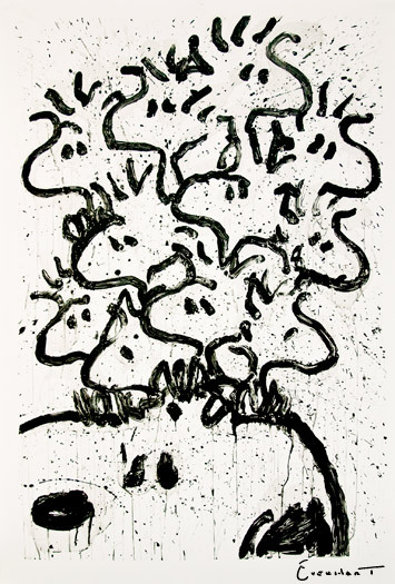Fine Artwork On Sale Tom Everhart Limited Edition Lithograph Party Crashers