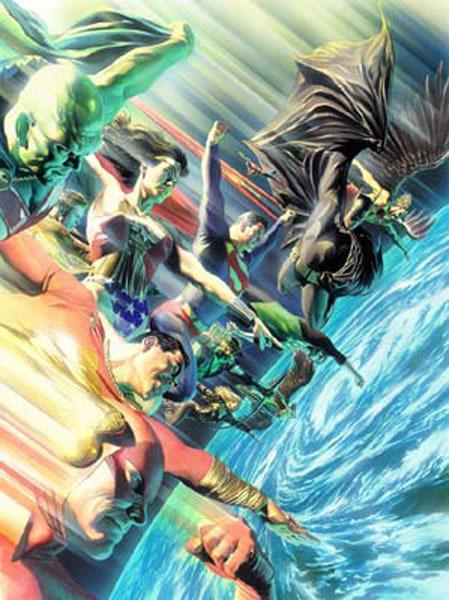 Alex Ross Hawkman Alex Ross Superman Protector s