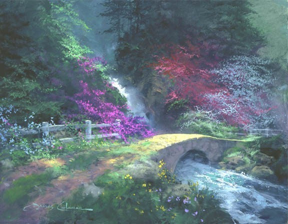Artist James Coleman Limited Edition Giclee On Canvas