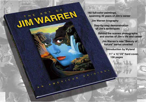 Jim Warren Fine Art Books