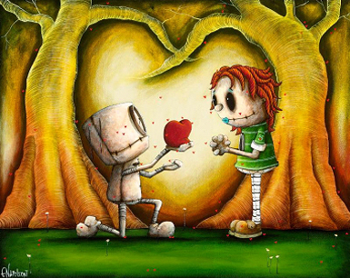 Fabio Napoleoni Fabio Napoleoni Limited Edition Giclee on Paper You Can Have Every Bit of It (SN)