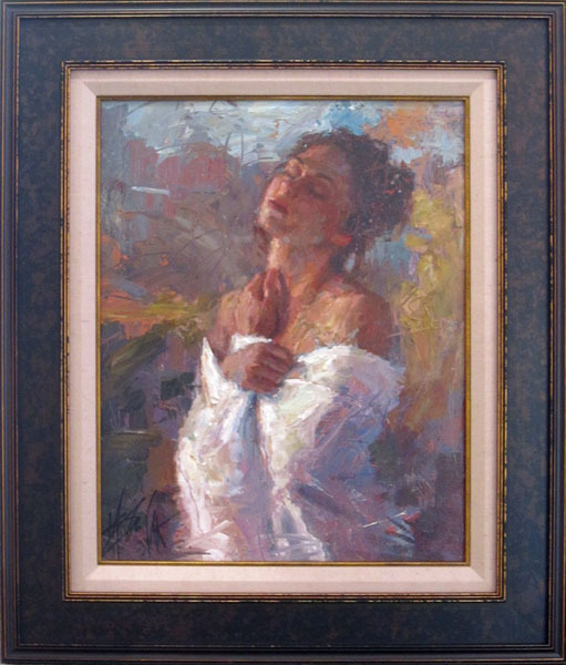 Henry Asencio Henry Asencio Limited Edition Giclee on Canvas Bliss
