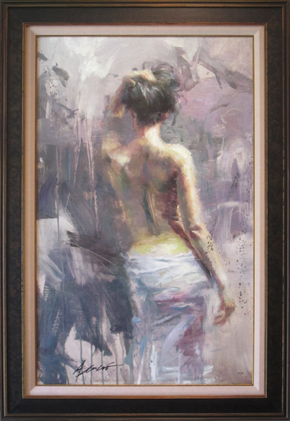 Henry Asencio Henry Asencio Limited Edition Giclee on Canvas Enlightenment