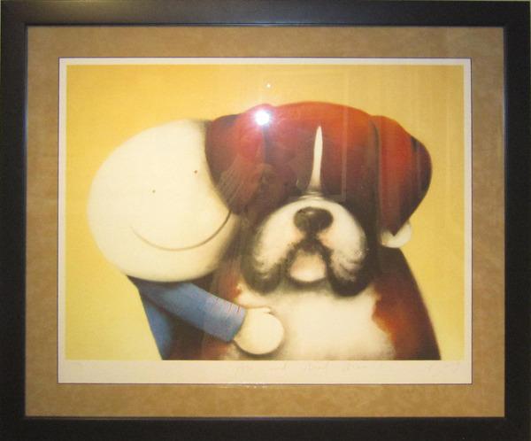 Artist Doug Hyde
