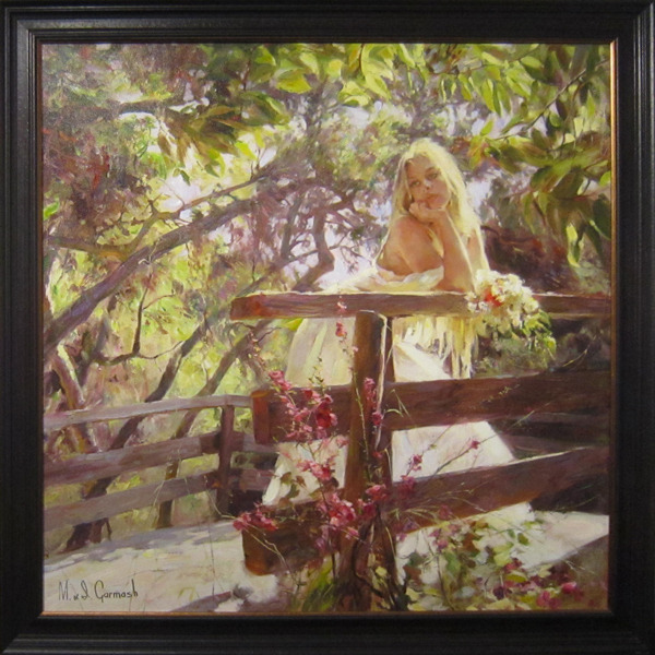 Michael and Inessa Garmash Michael and Inessa Garmash