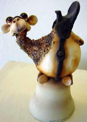 Artist Todd Warner Sculpture