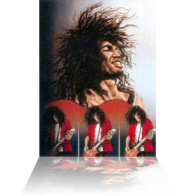 Ronnie Wood Ronnie Wood Limited Edition Print Slash