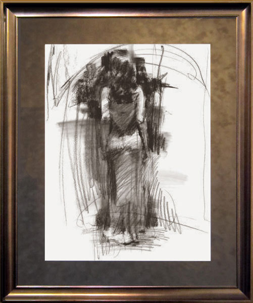 Henry Asencio Henry Asencio Limited Edition Print on Paper Seduction - Paper