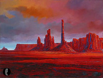 Harrison Ellenshaw Harrison Ellenshaw Monument Valley
