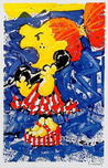 Tom Everhart Prints Tom Everhart Prints 1 - 800 My Hair Is Pulled To Tight