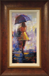 Michael Flohr Art Michael Flohr Art Reflections in Yellow (Framed)