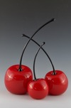 Donald Carlson Donald Carlson Red Cherries - Tilted