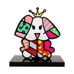 Romero Britto Art Romero Britto Art Royalty II (Sculpture)