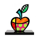 Romero Britto Art Romero Britto Art Big Apple (Sculpture)