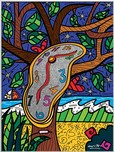 Romero Britto Art Romero Britto Art Time to Love