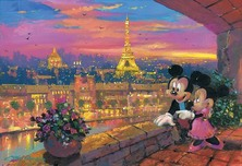 James Coleman Prints James Coleman Prints A Paris Sunset