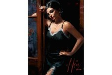 Fabian Perez Fabian Perez At The Door III