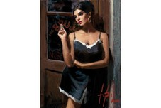 Fabian Perez Fabian Perez At The Door VI