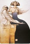 Michael Parkes Art Michael Parkes Art Aditi