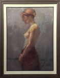 Henry Asencio Art Henry Asencio Art Afternoon Light (Framed)
