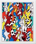 Romero Britto Art Romero Britto Art Alice (SN)