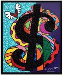 Romero Britto Art Romero Britto Art Around (SN)