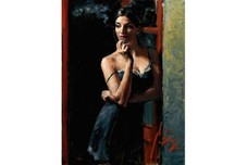 Fabian Perez Fabian Perez At The Door