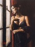 Fabian Perez Fabian Perez At the Window