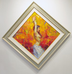 Henry Asencio Art Henry Asencio Art Autumn's Beauty (Original) (Framed)