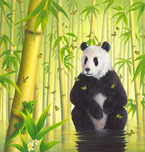 Robert Bissell Robert Bissell Bamboo Forest (Small Works)