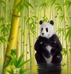Robert Bissell Art Robert Bissell Art Bamboo Forest (Collectors Edition)