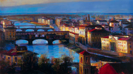 Michael Flohr Art Michael Flohr Art Beautiful Florence (SN)