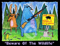 Matt Rinard Matt Rinard Beware of the Wildlife
