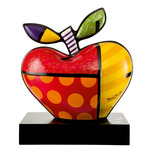 Romero Britto Art Romero Britto Art Big Apple (3D)