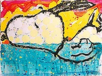 Tom Everhart prints Tom Everhart prints Bora Bora Boogie Oogie