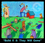 Matt Rinard Matt Rinard Build It and They Will Come