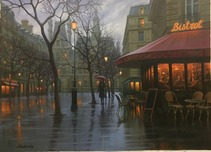 Alexei Butirskiy Alexei Butirskiy Rainy Day in Paris
