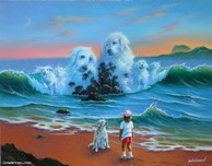 Jim Warren Fine Art Jim Warren Fine Art Canine Companions