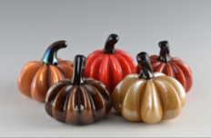 Donald Carlson Donald Carlson Fall Color Pumpkins