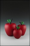 Donald Carlson Donald Carlson Matte Red Apples