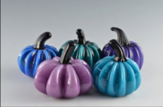 Donald Carlson Donald Carlson Cool-Colored Pumpkins