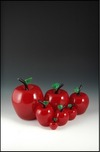 Donald Carlson Donald Carlson Shiny Red Apples