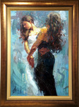 Henry Asencio Art Henry Asencio Art Celebration (Framed)