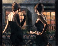 Fabian Perez Fabian Perez Cenisientas of the Night II