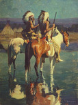 David Mann David Mann Cheyenne Camp