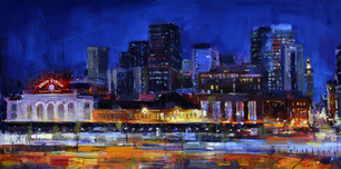 Michael Flohr Art Michael Flohr Art City Life