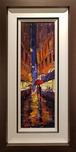 Michael Flohr Art Michael Flohr Art City Walks - Original (Framed)