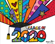 Romero Britto Art Romero Britto Art Class of 2020